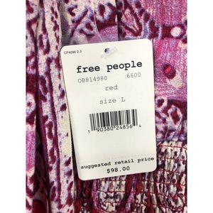 Free People Tops - Free People Wild & Free Blouse
